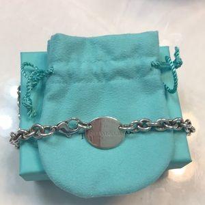 Tiffany & Co. Jewelry - Tiffany oval choker